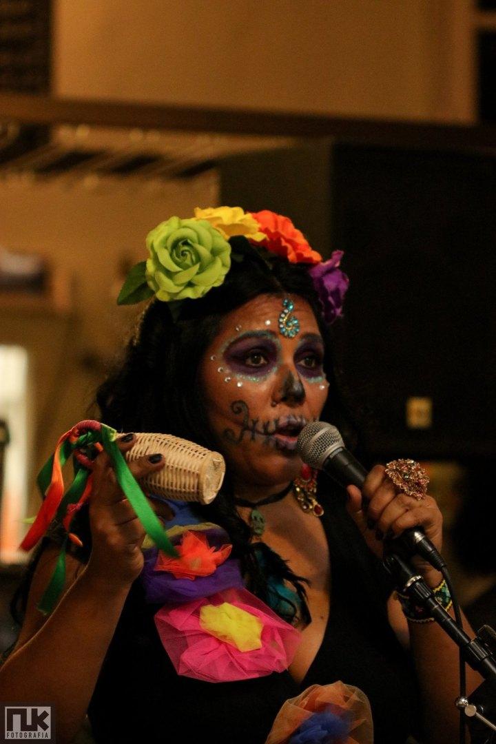 La Malinche Cantante Mexicana - Catrina