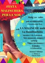 La Malinche Cantante Mexicana - Poster Noe