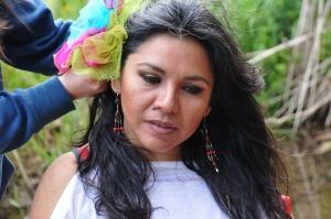 La Malinche Cantante Mexicana