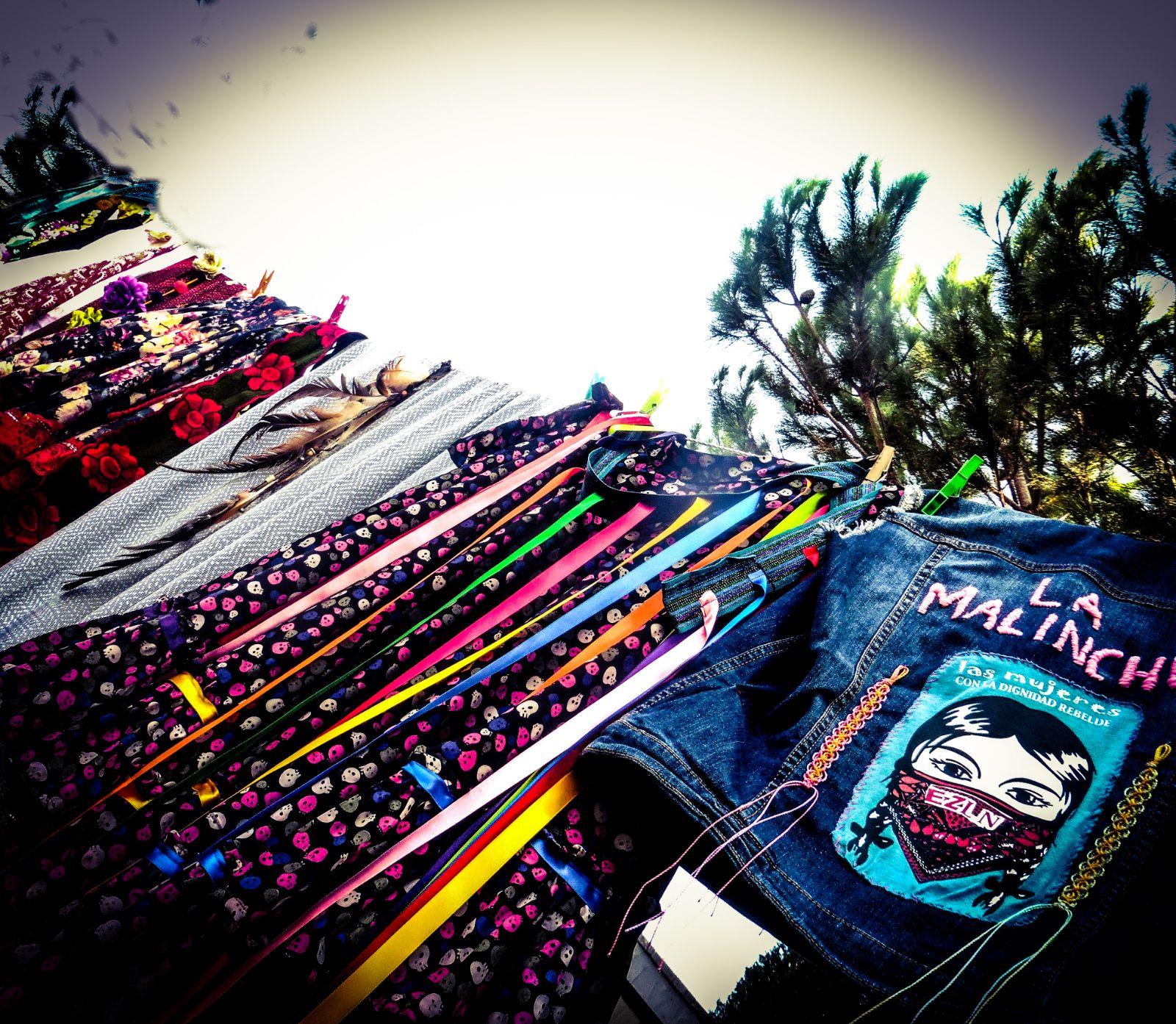 La Malinche Cantante Mexicana - Ropa